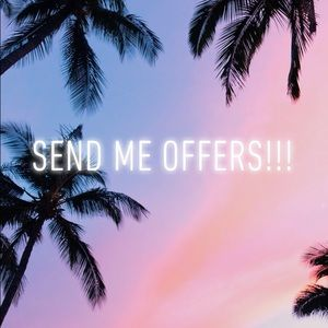 Send some offers!
